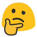 blob thinking hangouts blob