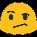 blob unsure hangouts blob