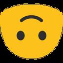 blob upsidedown hangouts blob
