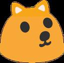 doggo blob hangouts blob