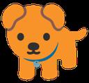 google dog blob hangouts blob