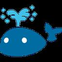 google whale blob hangouts blob