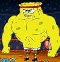 spongebob jacked random