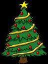 christmas tree random