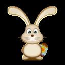 easter bunny random