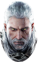 geralt of rivia witcher random