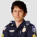 fallout police random