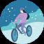winterbike random