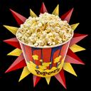 1 bag popcorn random