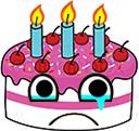 sad cake random