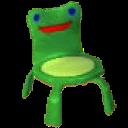 froggy chair random
