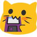 meow floppy blob cats