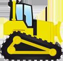 bulldozer random