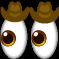 cowboy eyes random