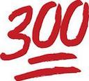 300 random