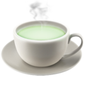 matcha green tea latte random