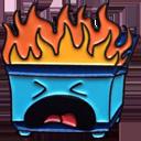 dumpsterfire random