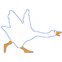 goose chase random
