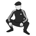 slav squat random