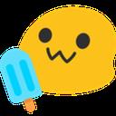 blob popsicle hangouts blob