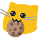blobcat cookie hangouts blob
