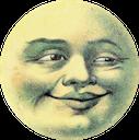 moon face random