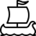 viking ship random