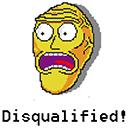 disqualified random