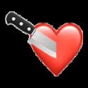 knife heart random