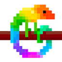 rainbow chameleon random
