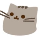 pusheen blob blob cats