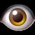eye left random