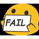 blob fail hangouts blob