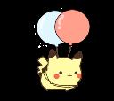pikachu balloon random