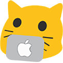 meow mac blob cats