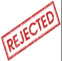rejected random