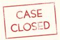 case closed random