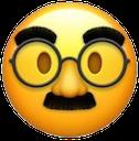 mustache disguise random