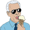 joe biden ice cream random