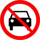ban cars random