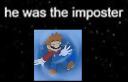 mario was the impostor retro game