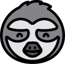 sloth head128 random