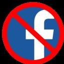 no facebook random