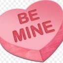 bemine candy heart random