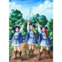 girl musketeers random