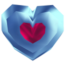 heart piece random