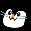 meow penguin blob cats