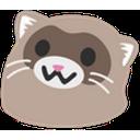 ferret blob hangouts blob