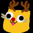 meow reindeer blob cats