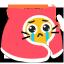 meow comfy sad blob cats